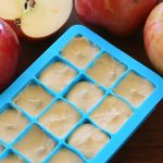 Basic Chicken & Apple baby food