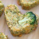 Crocchette al forno di broccoli e patate