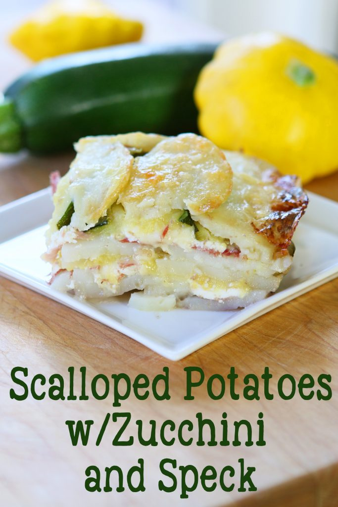 scalloped potatoes long