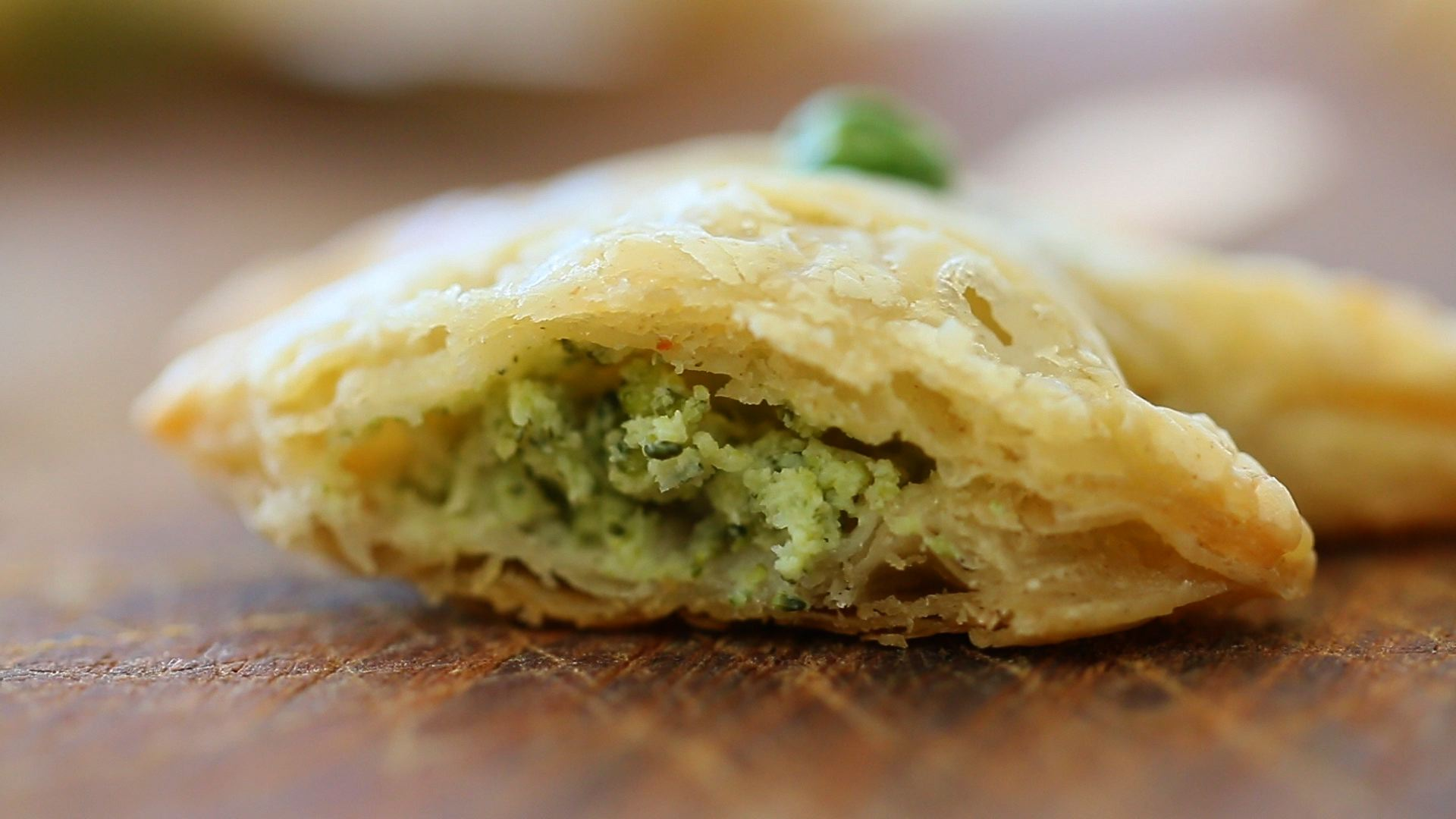Savory Pastries With Broccoli And Feta Cheese Buona Pappa