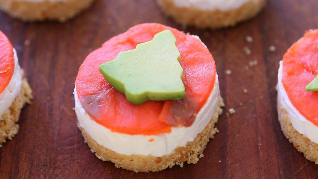 cheesecake salmone