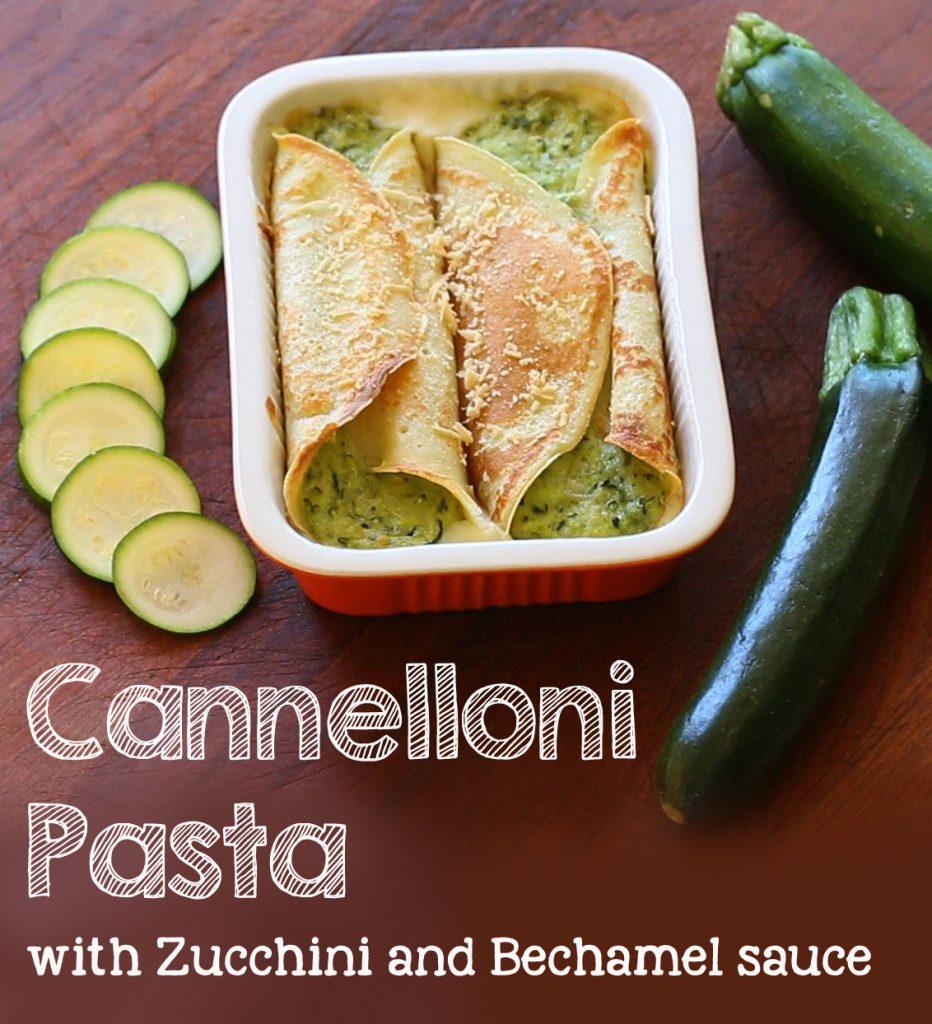 cannelloni zucchini long
