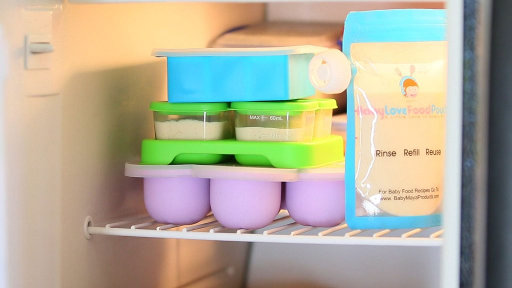 how to freeze babyfood11