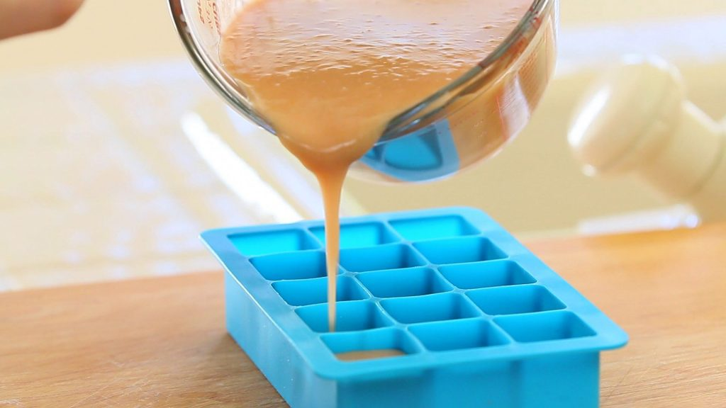 how to freeze babyfood2
