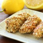 Baked fish sticks – Gluten free