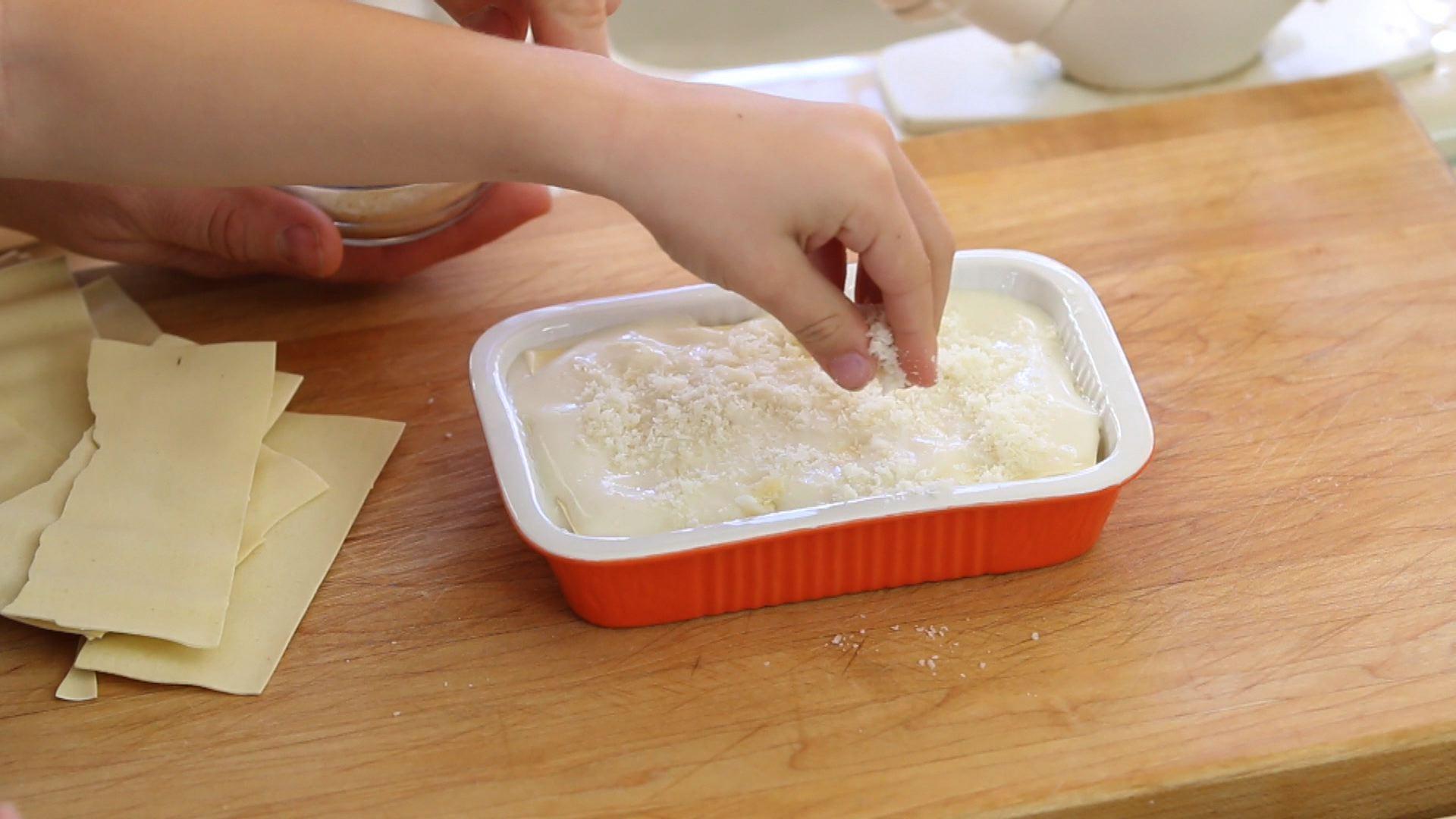 Тесто для лазаньи рецепт в домашних условиях фото