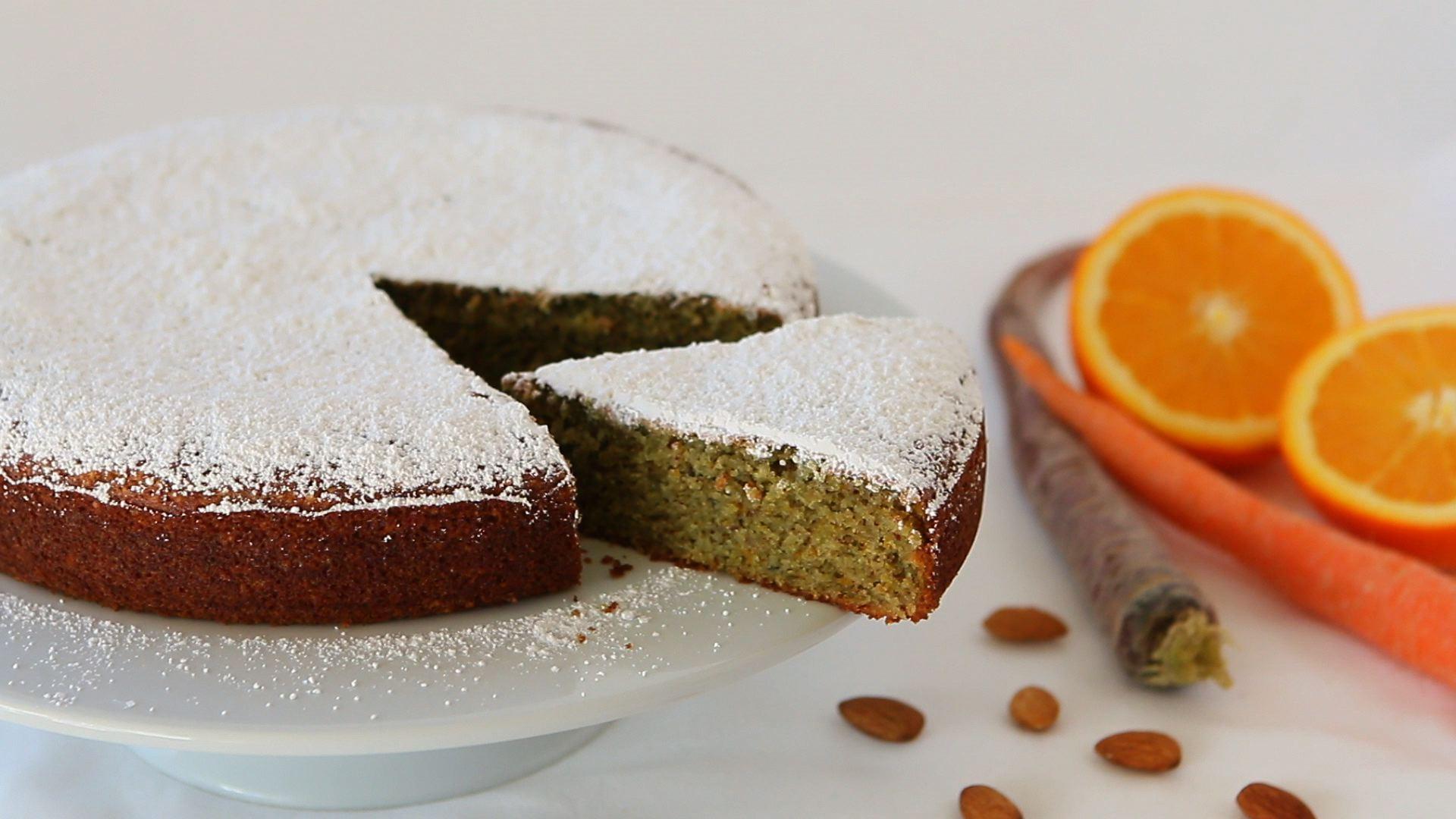 Easiest Vegan Gluten Free Carrot Cake Recipe With Pineapple