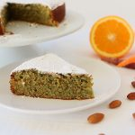 Carrot and Orange Cake – dairy free