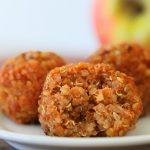 Polpette di carne e quinoa