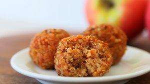 Quinoa beef meatballs recipe - baby finger food