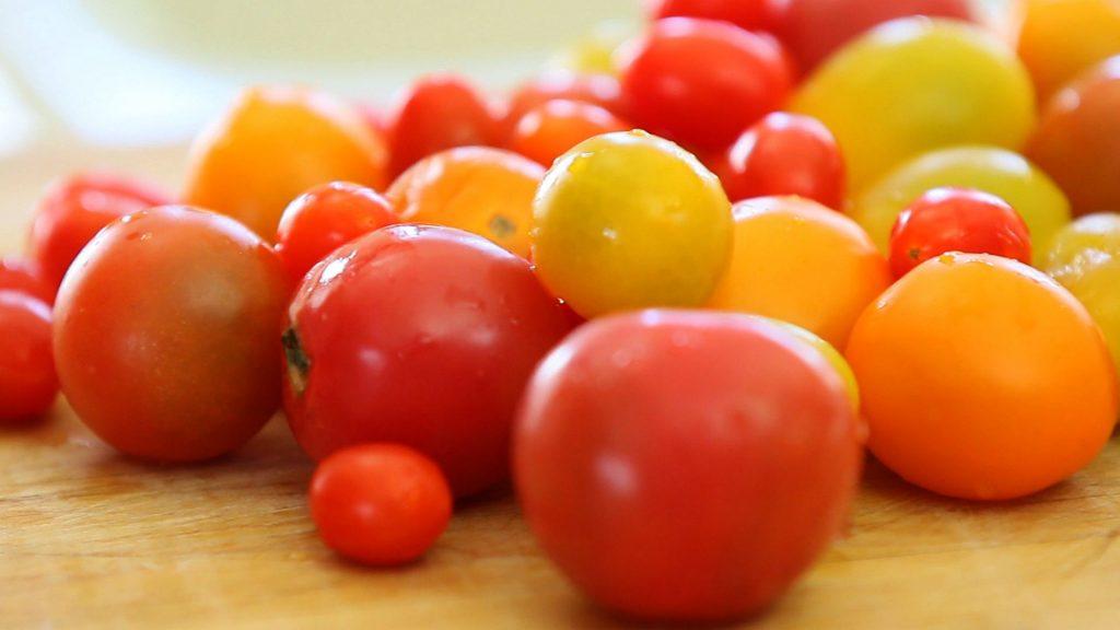 pasta tomato caprino8