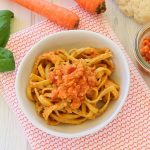 Vegetable Bolognese Pasta