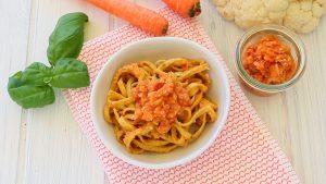 Vegetable Bolognese Pasta