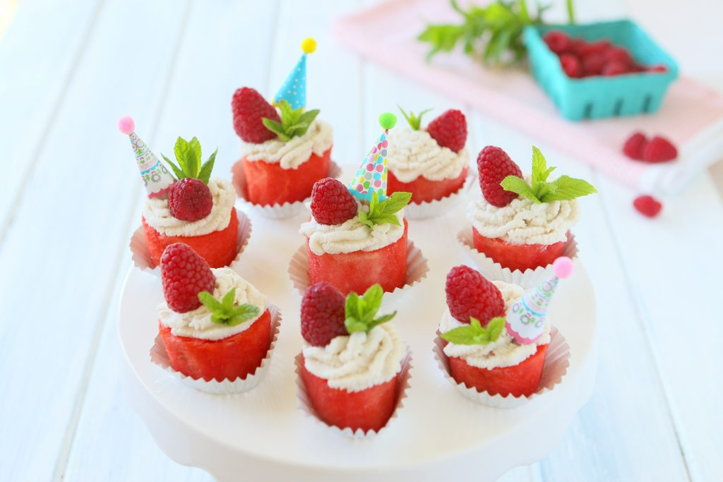 watermelon cupcakes thumb2