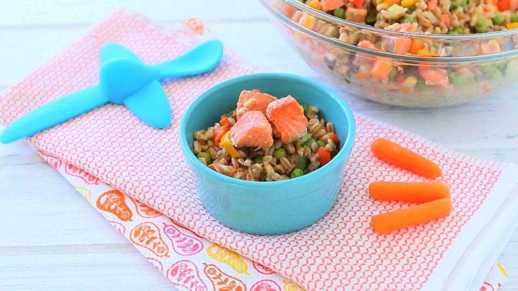 Farro Salmon Salad4