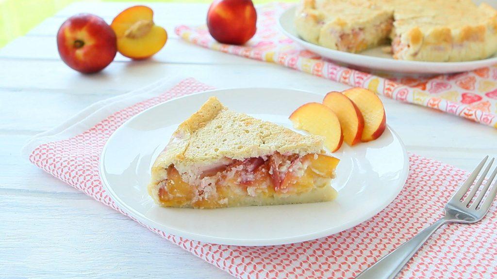 Summer peach cake | Buona Pappa