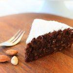 Torta cioccolato e mandorle – senza glutine