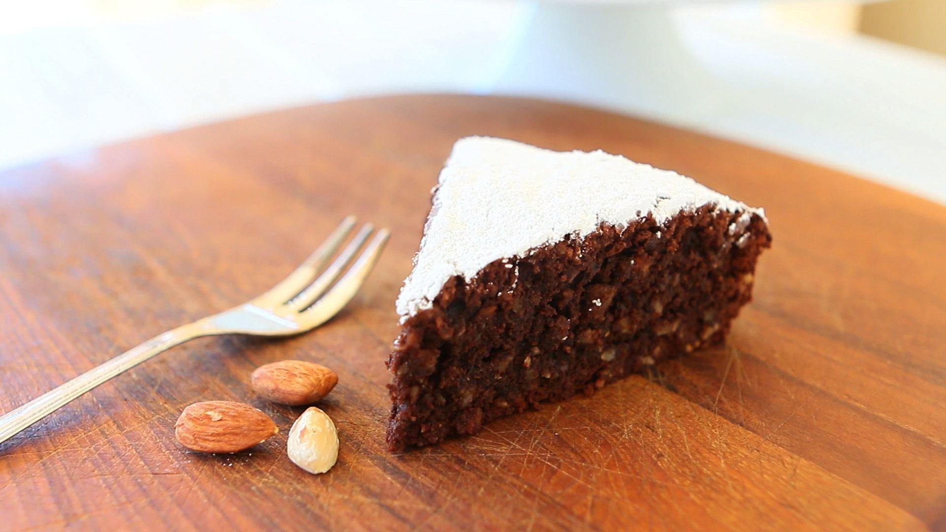 torta ciocco mandorle2