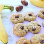 Tortine di banana – senza zuccheri aggiunti