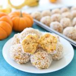 Butternut Squash Cheesy Balls