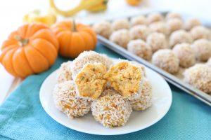 Butternut Squash Cheesy Balls