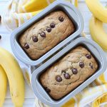 No Sugar + Dairy Free Banana Bread recipe – baby friendly
