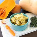 Butternut Squash and Kale Mac&Cheese