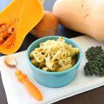 Butternut Squash and Kale Mac&Cheese