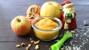 Winter Fruit Baby Puree