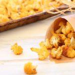 Popcorn di cavolfiore