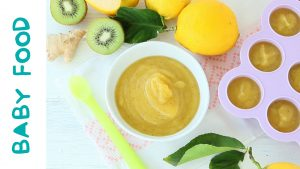 Baby Cold Remedy: magic fruit puree +6M