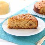 Polenta and Almond Cake – gluten free