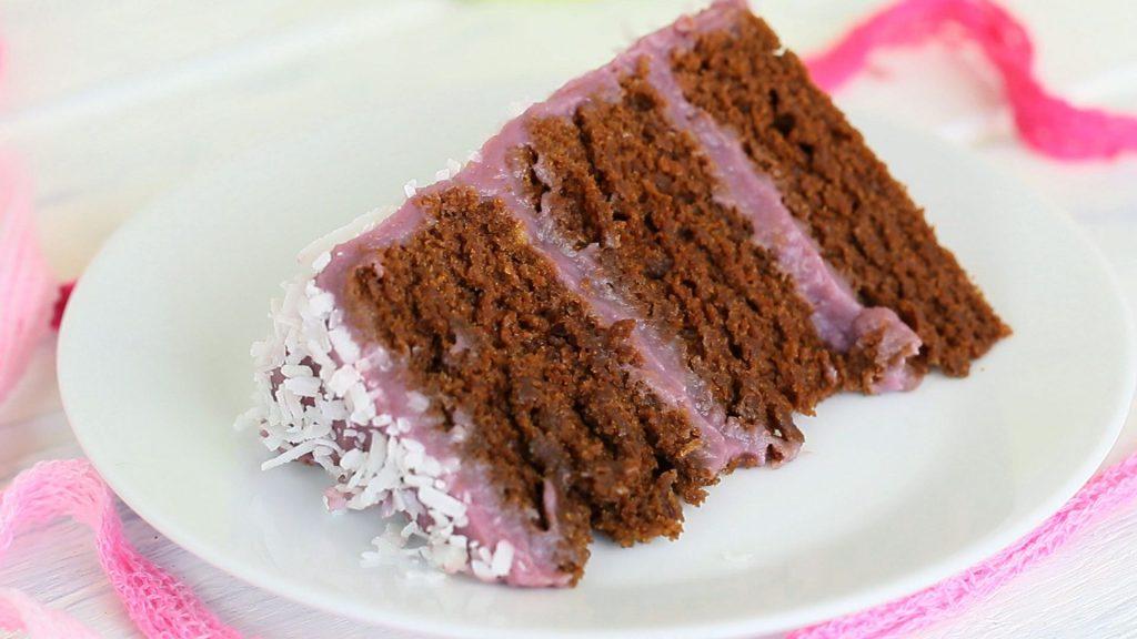 torta viola al cioccolato2