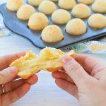 Panini di tapioca e formaggio – senza glutine