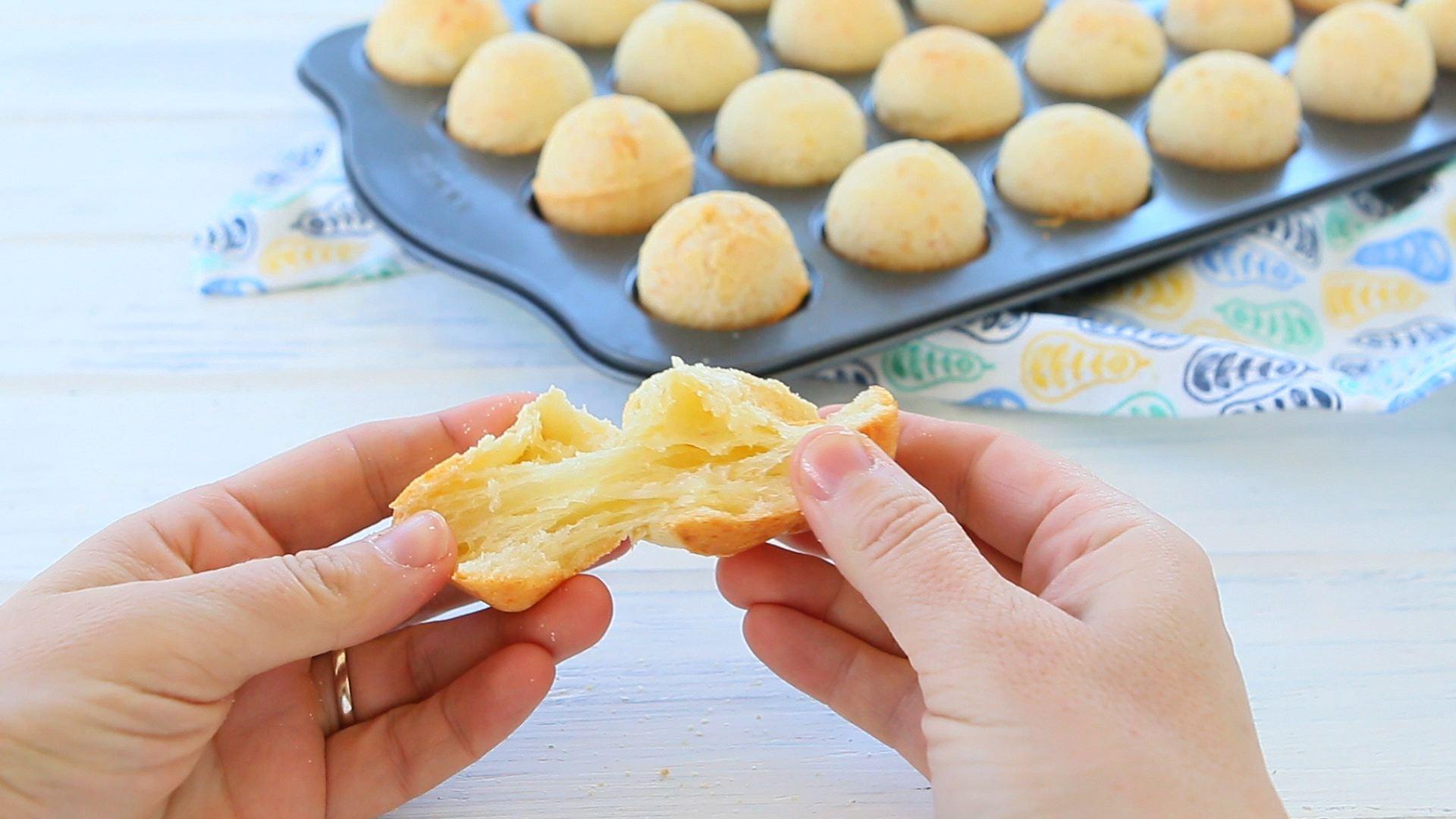 Tapioca Cheesy Balls