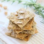 Chickpeas Crackers – Gluten and Dairy Free