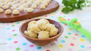 Gluten Free Millet Gnocchi +6M