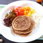 Chickpea Pancakes recipe – dairy and gluten free