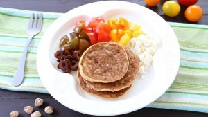 Chickpea Pancakes recipe - dairy and gluten free