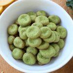 Baby Green Puffs, no gluten no dairy +6M