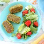 Lentil Veggie Almond Tots – gluten and egg free