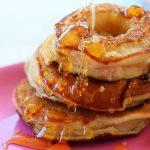 Pancake di Mele e Mandorle