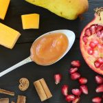 Pomegranate Pumpkin Pear Puree