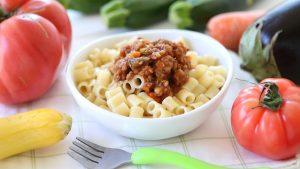 Turkey Veggie Bolognese Sauce +12M