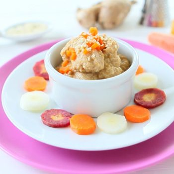 6m baby food buona pappa chicken carrot ginger baby puree 6m forumfinder Choice Image