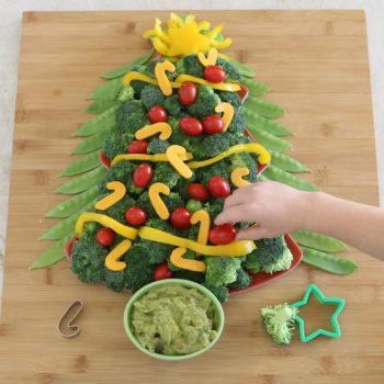 Christmas Tree Veggie Tray.Veggie Tray Buona Pappa
