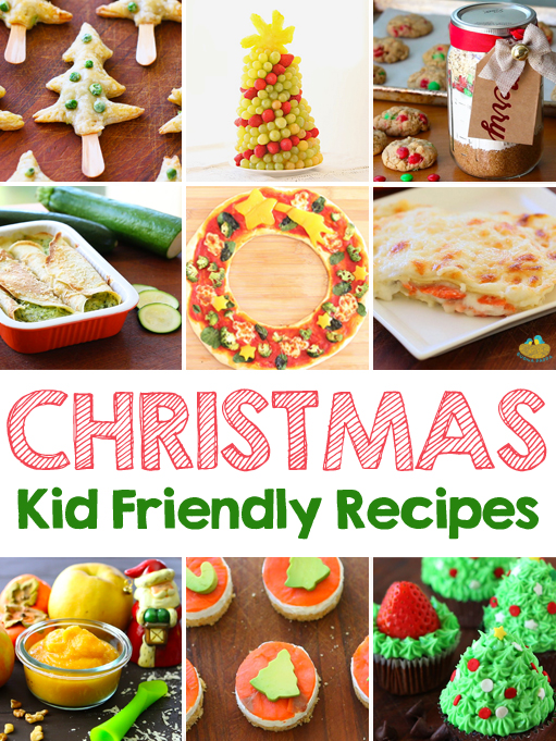 Kid Friendly Christmas Recipes Buona Pappa