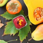 Avocado Squash Persimmon Pear Beet Baby Puree +6M