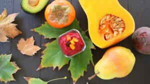 Avocado Squash Persimmon Pear Beet Baby Puree +6M