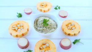 Turkey Squash Red Potato baby puree' +6M Iron boosting
